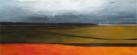 lage Zwaluwe Painting,39.4 Hx39.4 Wx0.8in Jeroen Allart Netherlands